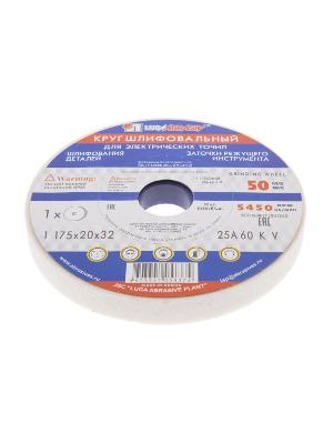 Круг шлифовальный ЛУГА-АБРАЗИВ 1  175 Х 20 Х 32 25А 60 K,L