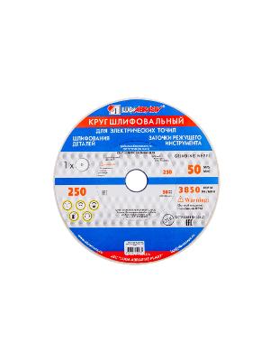 Круг шлифовальный ЛУГА-АБРАЗИВ 1  250  Х 20 Х 32 25А 40 K,L