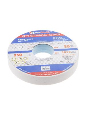 Круг шлифовальный ЛУГА-АБРАЗИВ 1  250  Х 40 Х 76 25А 60 K,L (25СМ)