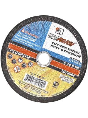 Круг отрезной ЛУГА-АБРАЗИВ 150x1,2x22 А54 упак. 50 шт.