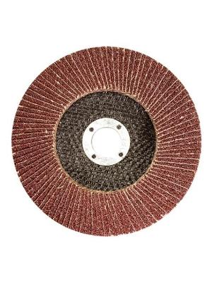 Круг Лепестковый Торцевой (КЛТ) HITACHI КЛТ 115 Х 22 Р 60 (№25)