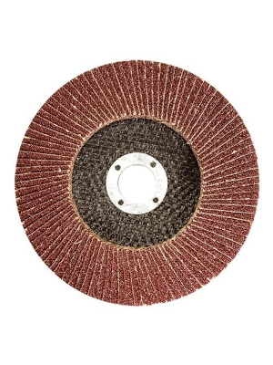 Круг Лепестковый Торцевой (КЛТ) HITACHI КЛТ 125 Х 22 Р 24 (№63)