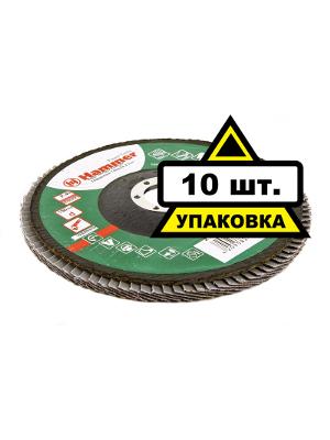 Круг Лепестковый Торцевой (КЛТ) HAMMER Ф150х22